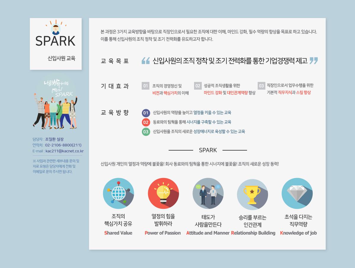 SPARK_신입사원 교육